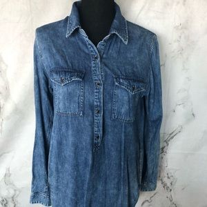 Denim Blue jean dress